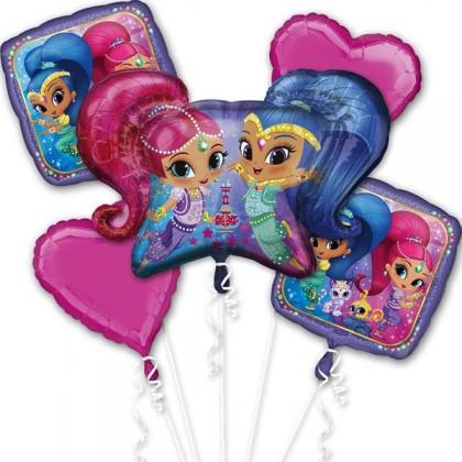 P75 Shimmer & Shine Balloon Bouquet