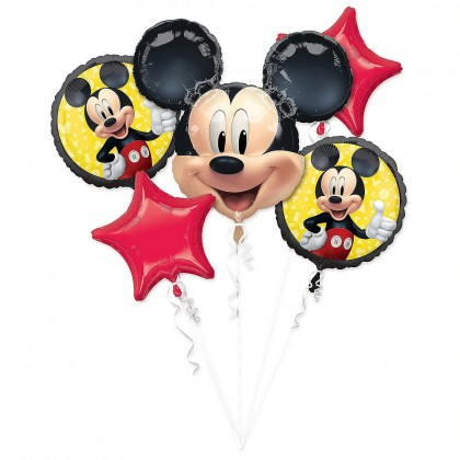 P75  Mickey Mouse Forever Bouquet
