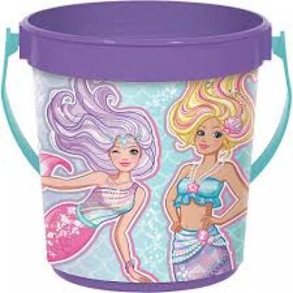 Barbie Mermaid Favor Container - Plastic