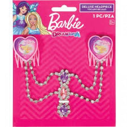 Barbie Mermaid Deluxe Headpiece - Plastic & Metal w/Gems