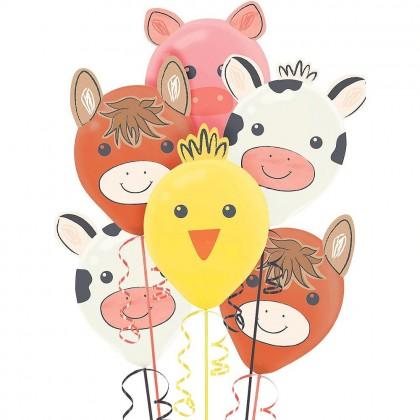 Barnyard Birthday Balloons Decorating Kit
