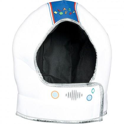 Blast Off Birthday Astronaut Helmet Deluxe Wearable