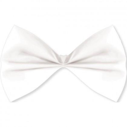 """3 1/4"""" x 6"""" Bow Ties White"""