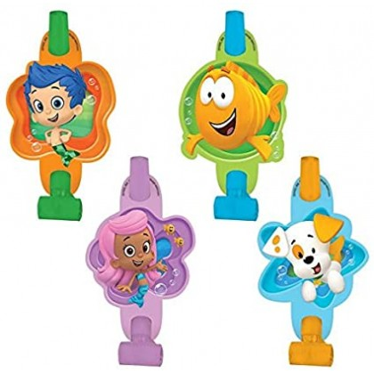 Bubble Guppies™ Party Blowouts