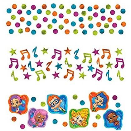 Bubble Guppies™ Party Value Confetti - Paper & Foil