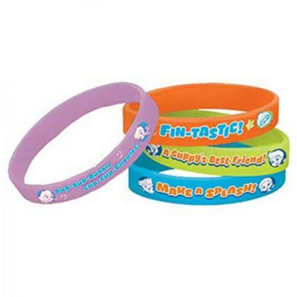 Bubble Guppies™ Party Rubber Bracelet Favors