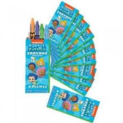 Bubble Guppies™ Party Crayon Favors