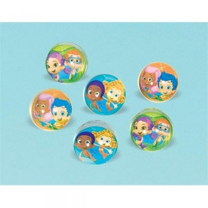 Bubble Guppies™ Party Bounce Ball Favors
