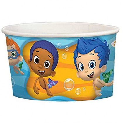 Bubble Guppies™ Party Treat Cups - Paper