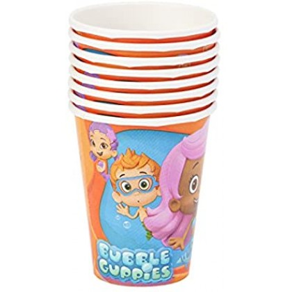 Bubble Guppies™ Cups. 9 oz.