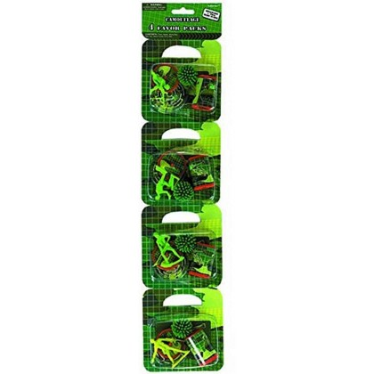Camouflage Favor 4-Pack