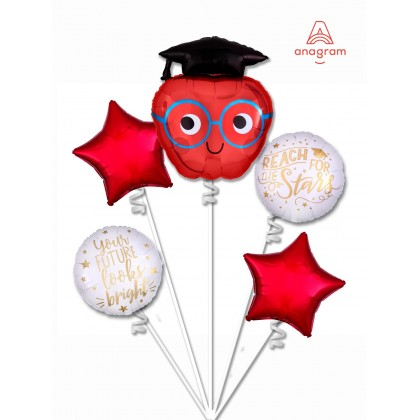 Your Future Looks Bright Graduation Bouquet