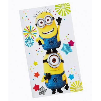 Despicable Me Jumbo Stickers