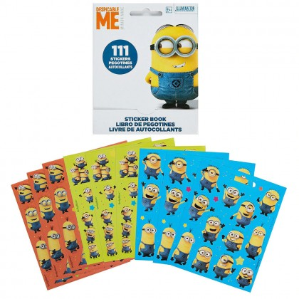 Despicable Me™ Sticker Booklet