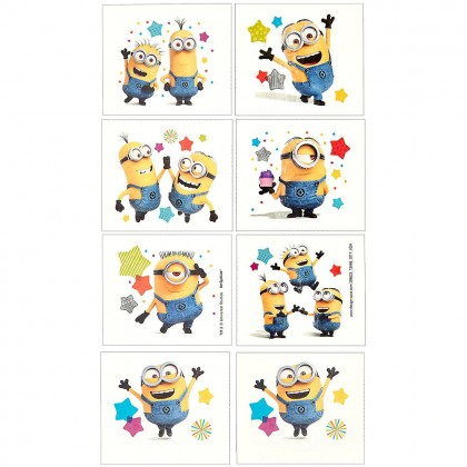 Despicable Me™  Tattoo Favors