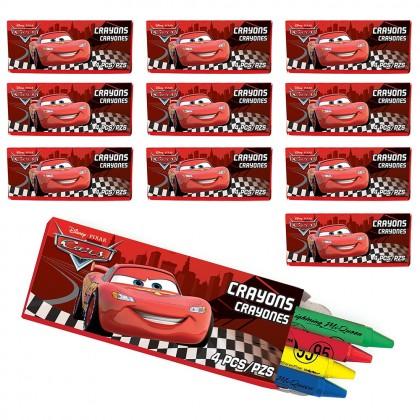 Disney Pixar Cars Crayons Favor
