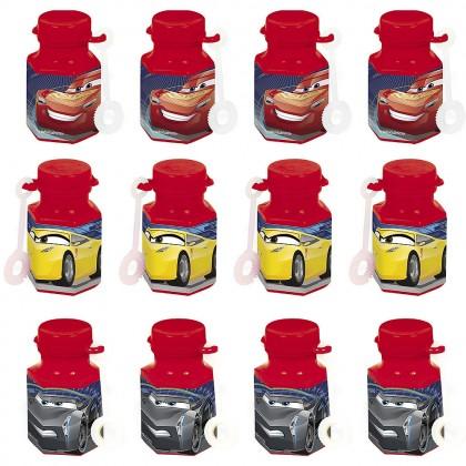 Disney Pixar Cars 3 Mini Bubbles Favors