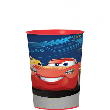 Disney Pixar Cars 3 Favor Cup Plastic