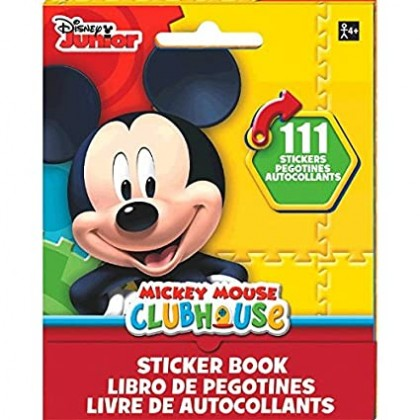 Disney Mickey Mouse Stickler Booklet