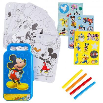 Disney Mickey Mouse Sticker Activity Kit
