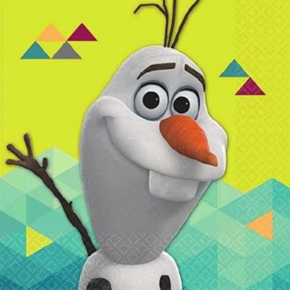 Disney Olaf Beverage Napkins