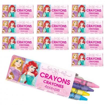 ©Disney Princess Crayons Favor