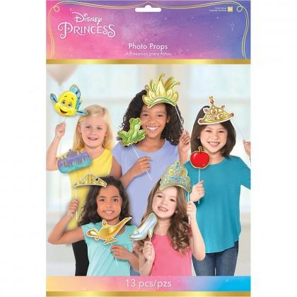 ©Disney Princess Once Upon A Time Photo Prop Kit - H-S Paper