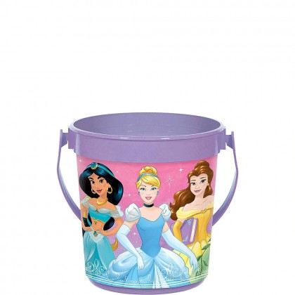 ©Disney Princess Once Upon A Time Favor Container - Plastic