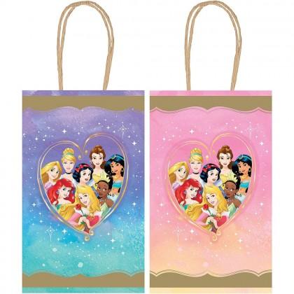 ©Disney Princess Once Upon A Time Kraft Bags - H-S Paper