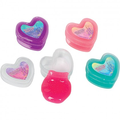©Disney Princess Once Upon A Time Glitter Putty Favors