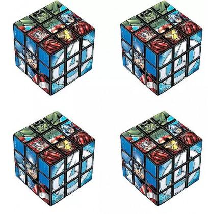 Marvel Avengers ™ Puzzle Cube Favor
