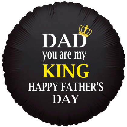 Custom Dad You Are My King (Father Day)