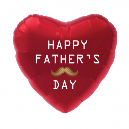 Custom Foil Balloon (Father Day)