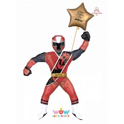 Customise Father's Day Power Ranger Airwalker