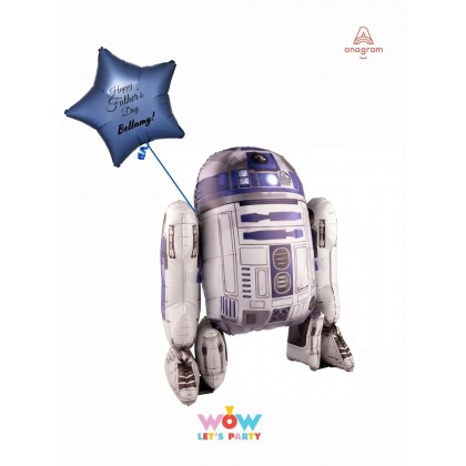 Customise Father's Day Star Wars R2D2 AirWalkers®