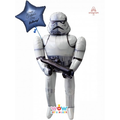 Customise Father's Day Storm Trooper Airwalker