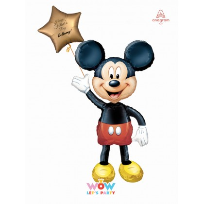 Father's Day Mickey Mouse Clubhouse  Airwalker