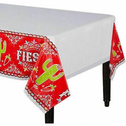 Fiesta Plastic Table Cover