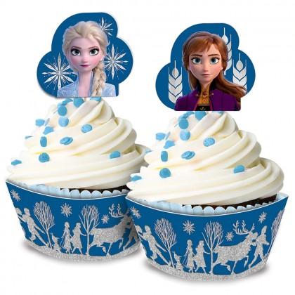 ©Disney Frozen Cupcake Kit