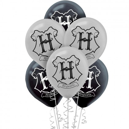 Harry Potter™ Printed Latex Balloons