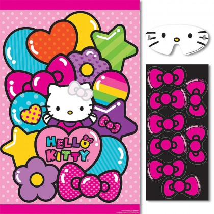 Hello Kitty® Rainbow Party Game  Paper