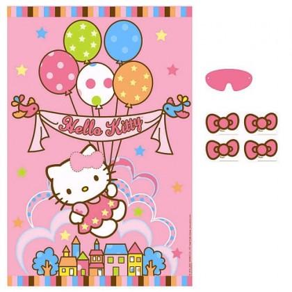 Hello Kitty® Balloon Dreams Party Game Paper