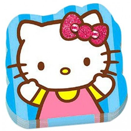 Hello Kitty® Die Cut Notepad Favor