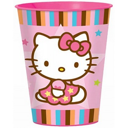 Hello Kitty® Balloon Dreams Favor Cup Plastic