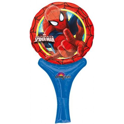 """L16 12"""" Spider-Man CI: Inflate-A-Fun™"""