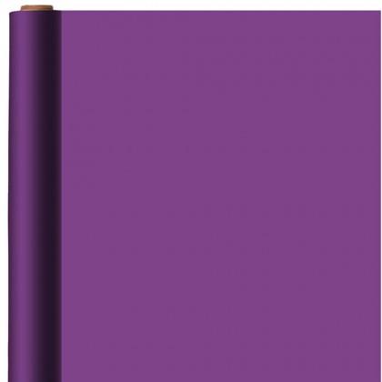 New Purple Jumbo Solid Gift Wrap