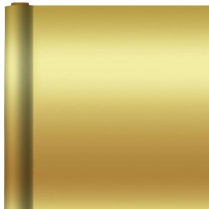 Gold Metallic Jumbo Solid Gift Wrap