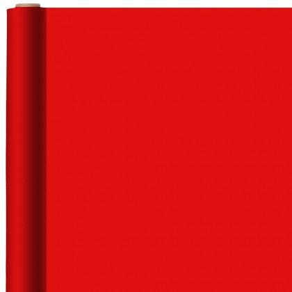 Apple Red Jumbo Solid Gift Wrap