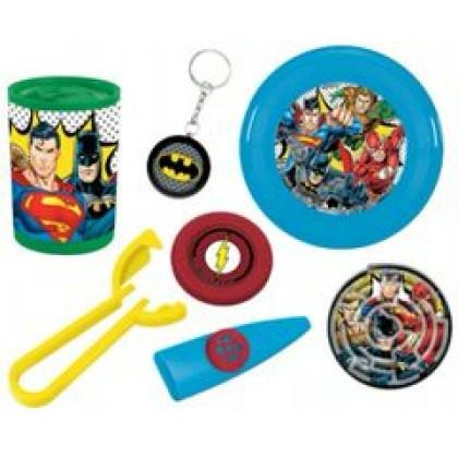Justice League Heroes Unite Mega Mix Value Pack Favors