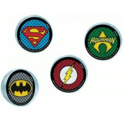 Justice League Heroes Unite Bounce Ball Favors